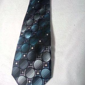 CONCEPT BY CLAIBORNE 100% Silk Men's Tie